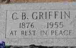 Charlie B Griffin