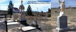 Toyah Old Cemetery