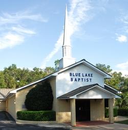 Blue Lake Baptist Church Cemetery