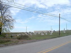 Strawberry Ridge Cemetery