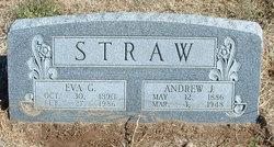 Andrew Jackson Straw
