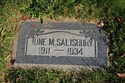 May Ione Salisbury