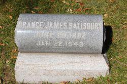 Orange James Salisbury, Jr