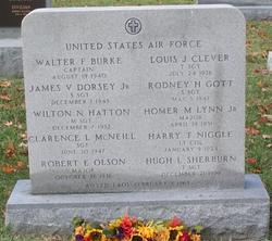 Sgt Clarence Leon Boone McNeill