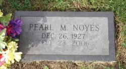 Pearl M <i>Moore</i> Noyes