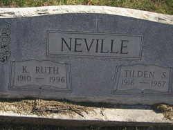 Katherine Ruth <i>Slagell</i> Neville