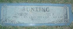 Lee R. Bunting