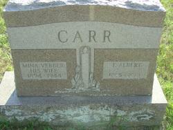 Thomas Albert Carr
