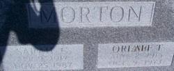 Orlaff T Morton
