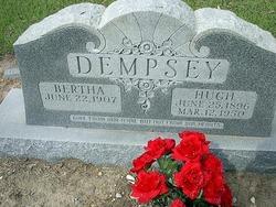 Bertha Lucy <i>Farmer</i> Dempsey