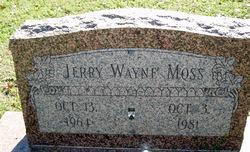 Jerry Wayne Moss