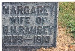 Margaret <i>Wright</i> Ramsey