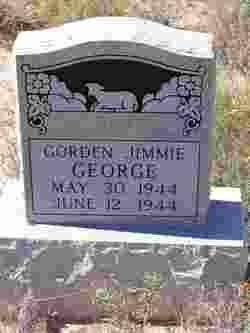 Gorden Jimmie George