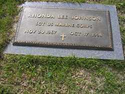 Rhonda Lee Johnson