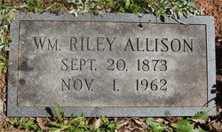 William Riley Little Bill Allison