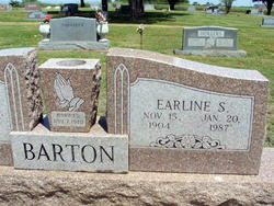 Earline <i>Shults</i> Barton