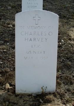 LTJG Charles O. Harvey