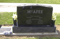 Anna Jeanette Jeanette <i>Agler</i> McAfee