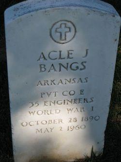 Acle J Bangs