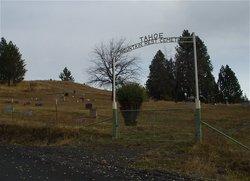 Tahoe Cemetery