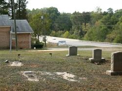 Harris Grove Missionary Baptist Church Cemetery