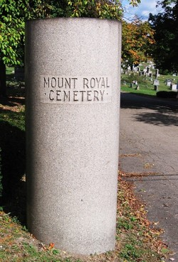 Mount Royal Cemetery