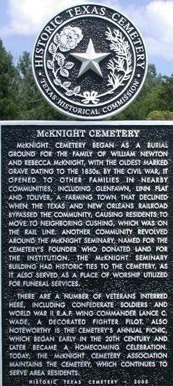 McKnight Cemetery
