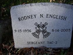 Rodney N. English