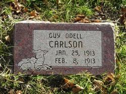 Guy Odell Carlson