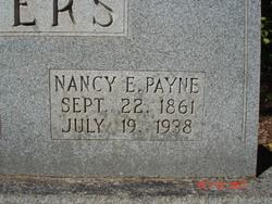 Nancy E <i>Payne</i> Ayers