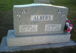 Martha V Albers