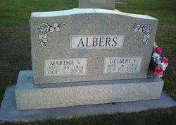 Delbert F Albers