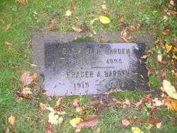 Fraser Alexander Barden