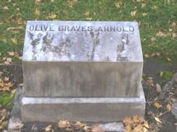 Olive <i>Graves</i> Arnold