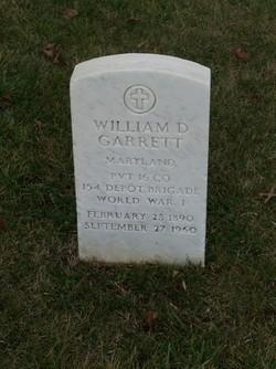 William D. Garrett