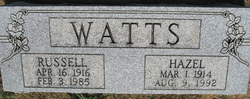 Hazel Watts