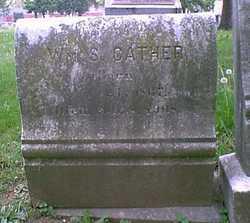 William S Cather