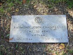 Raymond John Champagne