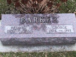 Hedwig <i>(Lechner)</i> Barker