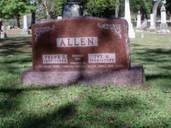 Ivy May <i>Chandler</i> Allen
