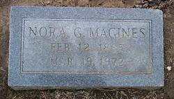 Nora Gertrude <i>Holcroft</i> Magines