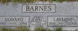 Howard G Barnes