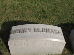 Henry M Chase