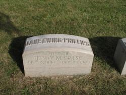 Jane Ewing <i>Phillips</i> Chase