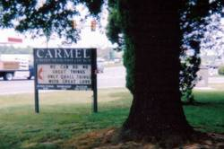 Carmel United Methodist Church Cemetery
