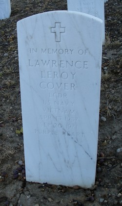 LCDR Lawrence Leroy Cover