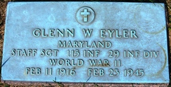 Glenn William Eyler, Sr