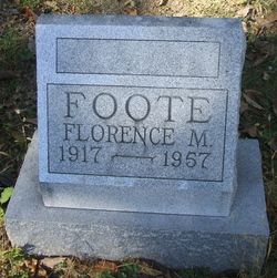 Florence Mae <i>Wells</i> Foote