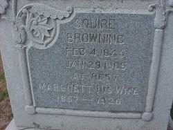 Margaret A. <i>Jett</i> Browning