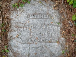Mattie Jannie <i>Key</i> Brown